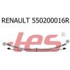 Рессора задняя Renault Master комплект 3 листа